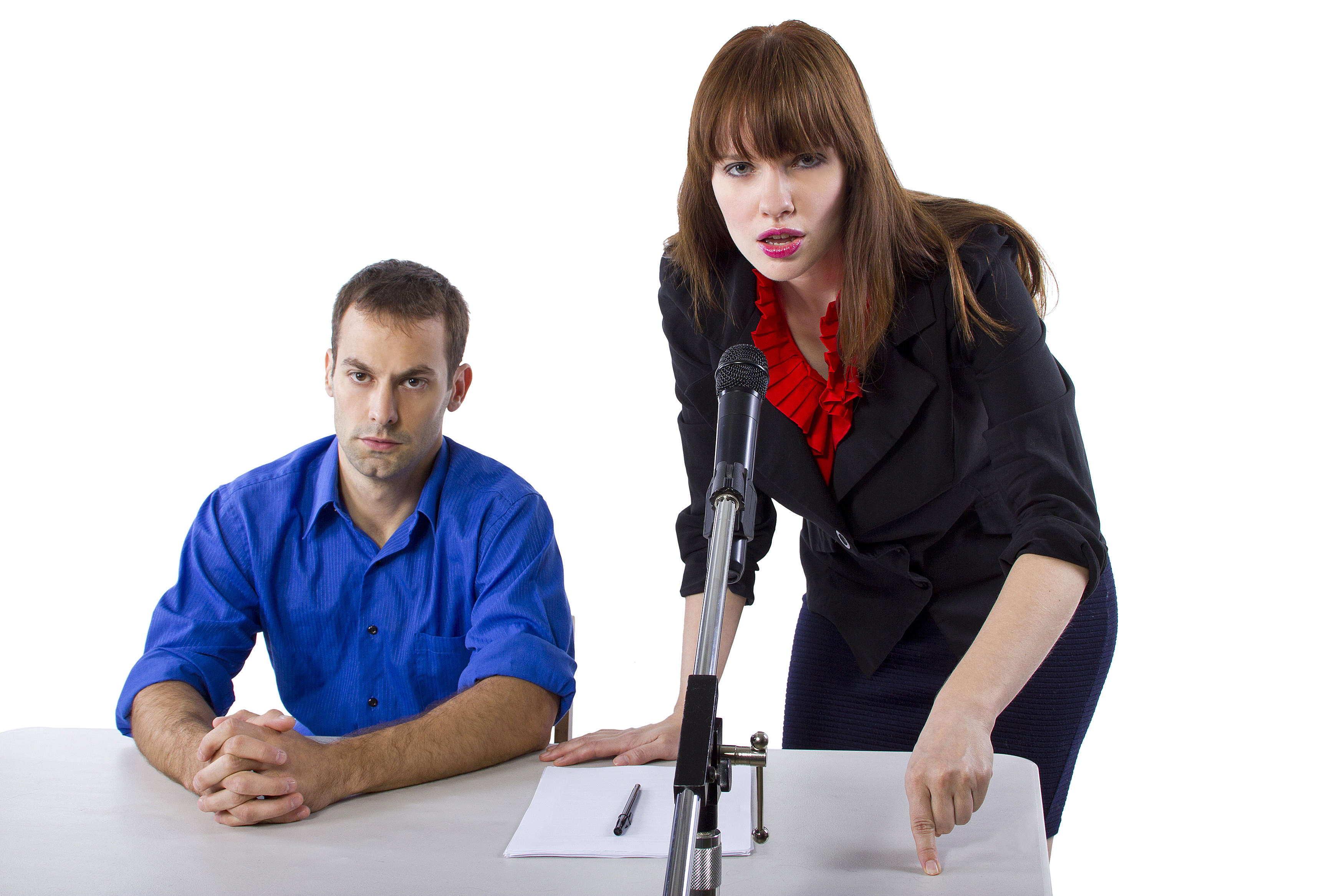 How to act during a Florida cross examination
