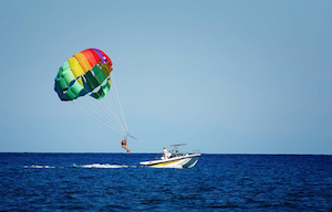 If you have been injured in a parasailing accident, contact us today!