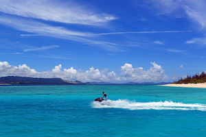 Staying Safe in the Sun: Jet-Skis