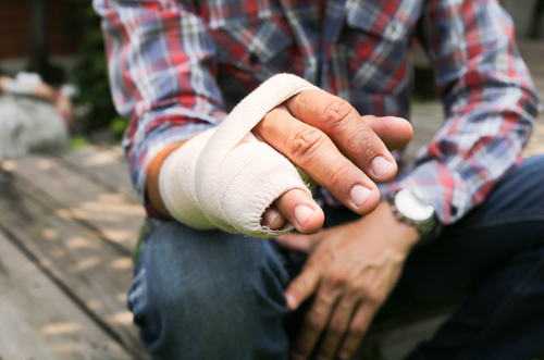 If you have been injured on the job, contact us TODAY!