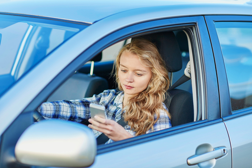 phones can cause car accidents