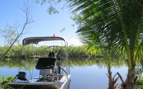 airboat accident